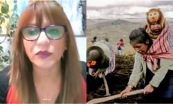 La Importancia de la mujer rural campesina