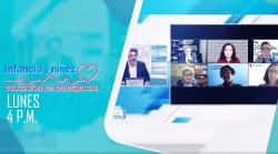 Curso ′Infancia y niñez: educación en emergencia′ se retransmitirá en la nueva programación de Salgalú Tv