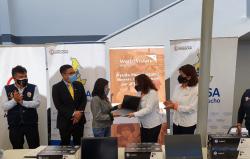World Vision Perú dona equipos a Dirección Regional de Salud para beneficiar a más de 145 mil niños y niñas de la primera infancia