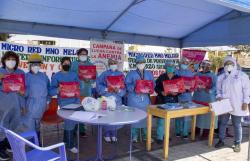 Save the children llevó sesiones de capacitación nutricional en arequipa