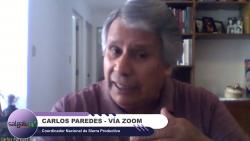 Carlos Paredes: Es un avance buscar el desarrollo productivo