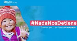 #nadanosdetiene: la campaña digital que acompañó a aldeas infantiles SOS Perú este 2020
