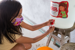 Save the Children ayuda a los más vulnerables