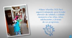 Aldeas infantiles fomenta ejercicio activo de paternidad