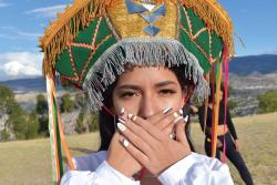 Renata Flores y el rap en quechua contra la violencia hacia la mujer