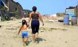 Se incrementa la pobreza y afecta al 30 por ciento del país