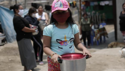 4 de cada 10 niños, niñas y adolescentes son pobres