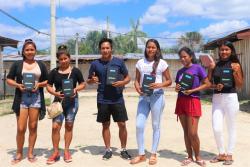 Loreto: jóvenes son becados por Plan International