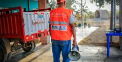 La Libertad: 200 personas son beneficiadas con proyecto ante desastres